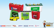 Buy Batteries - Automotive Batteries Online in India at Lowest Price