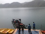 Solar boat electric boat