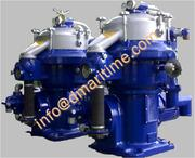 Alfa Laval industrial centrifuge,  waste oil Separators,  engine oil