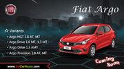 New Fiat Argo In India