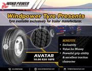 Truck Radial Tyre - For Trailer Manufacturer