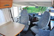 Super Camper Fiat HUMER B 654 2,  8 JTD 2004 - Cars for sale,  used cars