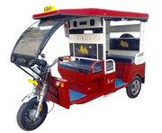 Battery E Rickshaw Manufacturers