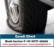 Mobile Tire Puncture Repair in Hyderabad | Puncture Repair at Home