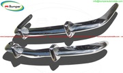 Volkswagen Karmann Ghia Euro style bumpers for classic car