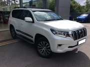 TOYOTA LAND CRUISER  SW 2.8 D-4D Icon 5dr Auto 7 Seats for sale