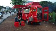 food truck(MOBILE RESTAURANT)