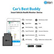 myOrien: A GPS Car Location Tracker