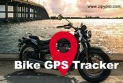 Two wheeler tracking device | Best bike GPS device - 9971154484