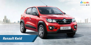 Second Hand Renault Kwid Cars for Sale in Hyderabad