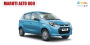 Buy New Maruti Suzuki Alto 800 Car in India