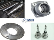 Bearing Parts & Supplies   Tapered Roller Bearing Cones   SSBFORGE
