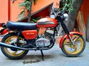 TWIN JAWA / YEZDI -350 cc - YEAR 1987 FOR SALE