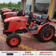 Kubota Tractor price in India - Tractor Guru.