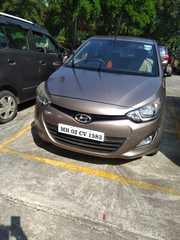 HYUNDAI I20 SPORTS PETROL 2012,  13400 KM,  INSURED VEHICLE