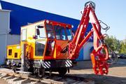 Track repair machine PRM-5M