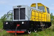 TGM 40-01 diesel locomotive shunting,  NEW.