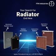 Best Radiator Exporter Company in India