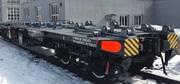 Platform motor diesel MPD for laying cranes UK-25
