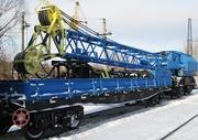 Railway crane EDC 300/2 60 tons